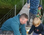 Dzieci na Mazurach