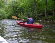 Spływ - Rzeka Łyna