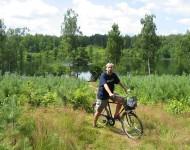 Wycieczki rowerowe Mazury